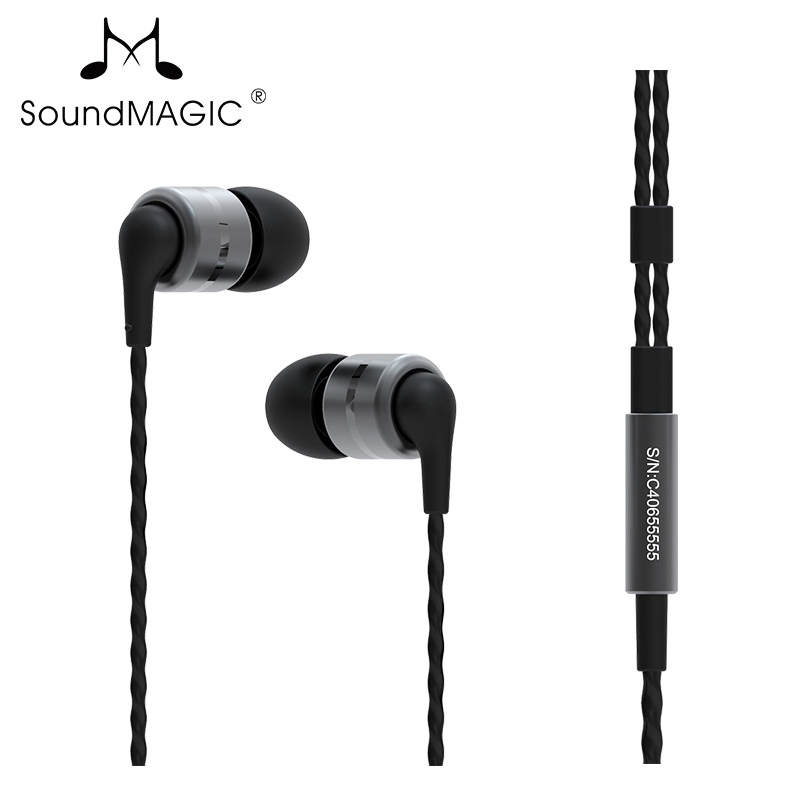Hot Soundmagic E80 HiFi In Ear earphones Super bass Perfect Sound earbuds full metal earphone Strong Bass Clear Voice compute fan cpu cooling fan blueled light freezer water liquid cooling system cpu cooler fluid dynamic bearing for computer