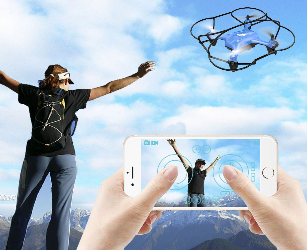 Drone Camera Drone MIni drone Rc quadcopter Mini Quadcopter Drone with Camera HD 4K (3)