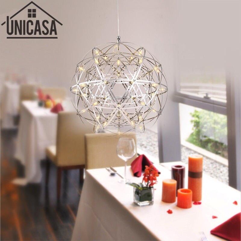 US $105.55 47% OFF|Moderne Pendelleuchten Mehrere Stange Deckenleuchten  Schmiedeeisen Vintage Beleuchtung Led lampe leuchten Wohnzimmer Kunst ...