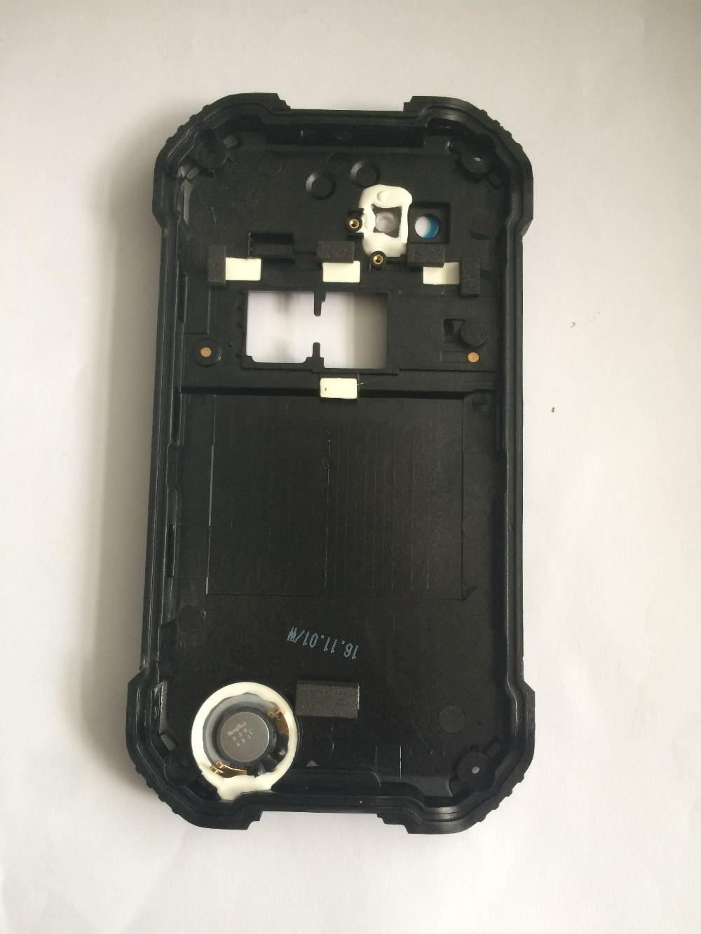 Image 4 - New Blackview BV6000 Battery Cover Back Shell+Loud Speaker For Blackview BV6000S Phone Smartphone+tracking number-in Mobile Phone Housings & Frames from Cellphones & Telecommunications