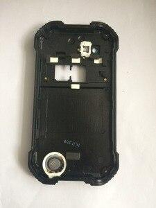 Image 4 - Nova blackview bv6000 bateria capa traseira escudo + alto falante para blackview bv6000s telefone smartphone + número de rastreamento