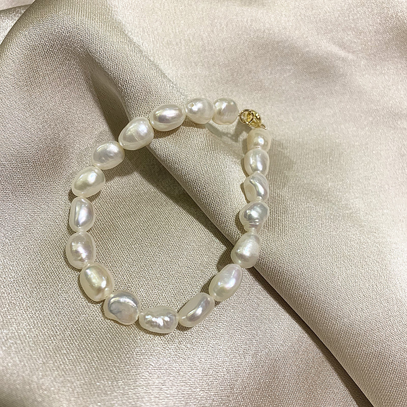 308b42ee30e5 14-28mm 100% Natural grande Irregular barroco perla de agua dulce perlas de  alta