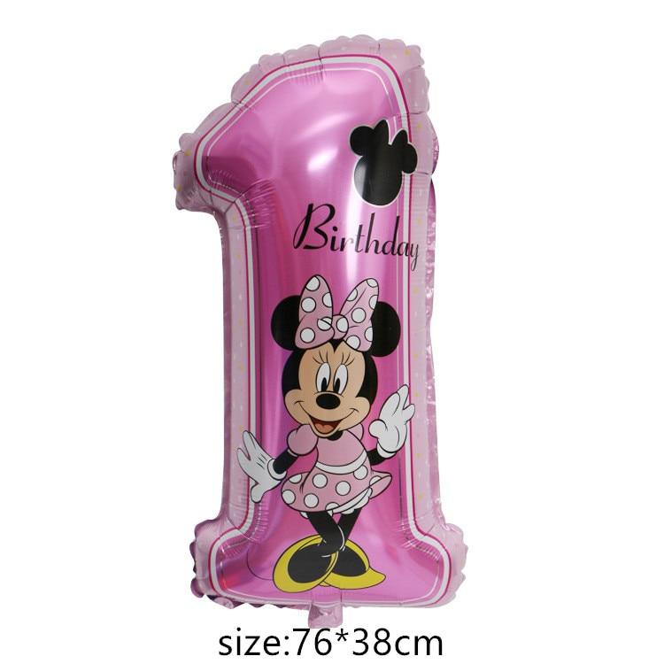 Гигантский мультяшный милый мышонок мультяшный воздушный шар из фольги воздушный шар детский день рождения украшения Классические игрушки подарок мультяшная шляпа - Цвет: 8