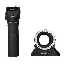 Aputure DEC DEC-MFT Lens Adapter Wireless Remote Adapter Follow Focus Control for Canon Lense to MFT Mount for Panasonic Camera