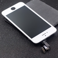 Heyman Screen For Apple IPhone 5 5S 5C LCD Display Touch Screen Assembly With Digitizer Glass
