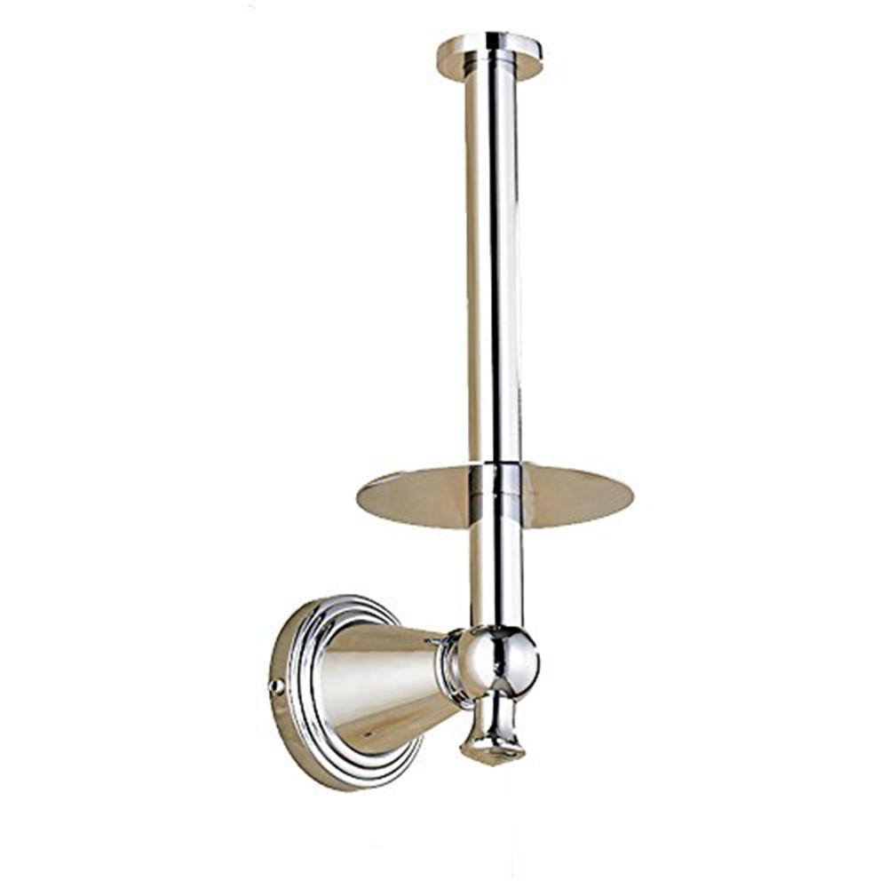 Antique Silver/gold Polished Toilet Paper Holder Solid Brass Paper Holder Standing Holder Wall Mounted bathroom accessories toilet paper holder hanger brass marble wall mount set furniture silver gold antique brass rose golden 4 color gjke5005