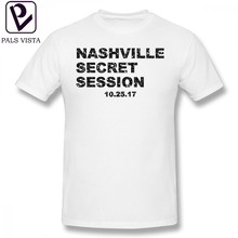 a0d71cfbe Ss T Shirt Nashville Secret Session T-Shirt Awesome Short-Sleeve Tee Shirt  Man