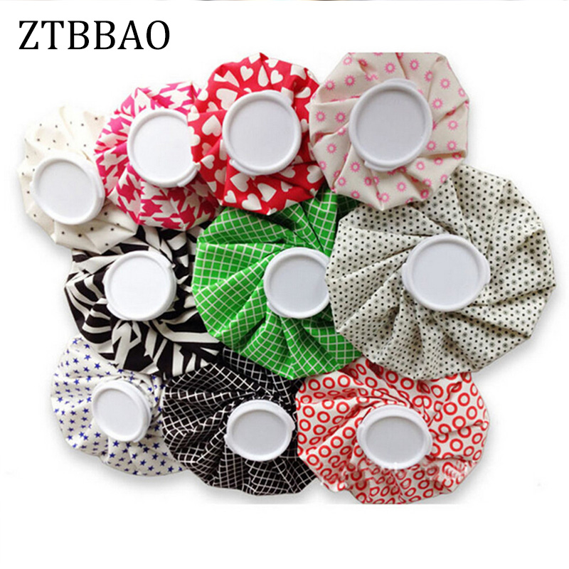 ZTBBAO HOT Sale Multi Colors Reusable Knee Head Leg Muscle Injury Relief Pain Ice Bag Cap Health Care