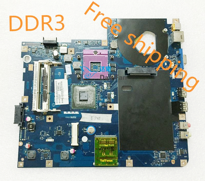 For ACER  EMachines E525 E725 5734 Laptop Motherboard NAWF3 LA-4854P Mainboard 100%tested Fully Work