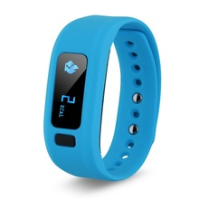 Excelvan Moving Up2 Smart Wristband Healthy Bracelet Bluetooth V4.0 Wristband with Pedometer/Sleep Monitoring/Tracking Calorie