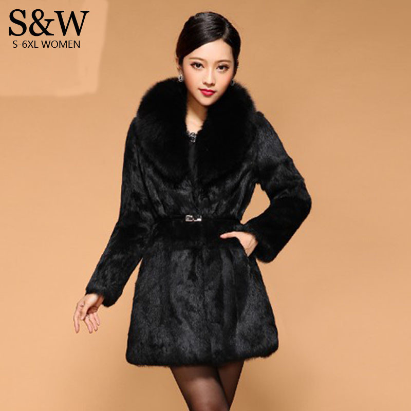 Compare Prices on White Rabbit Fur Coat- Online Shopping/Buy Low ...
