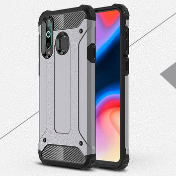 50PCS Shockproof Phone Case For Samsung Galaxy A9 A8 Star A9S A8S A6S A6 PLUS 2018 A7 A5 A3 A10 A30 A40 A50 Hybrid Armor Cover