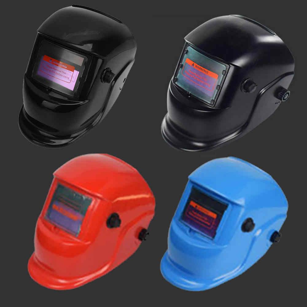 3x Transparent Anti-UV Welding Helmet Face Shield Visor for Grinding Welder