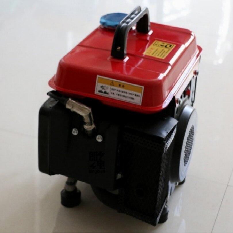 portable generator Single phase 220v 1000W gasoline generator 12kG FREE SHIPPING