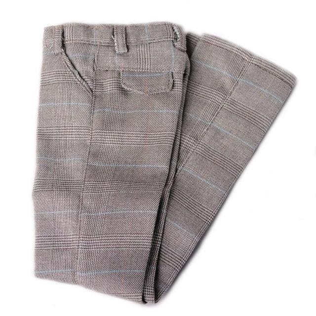 [ Wamami ] 300 # браун клетчатые брюки / брюки / экипировка для 1/3 SD AOD DZ бжд Dollfie