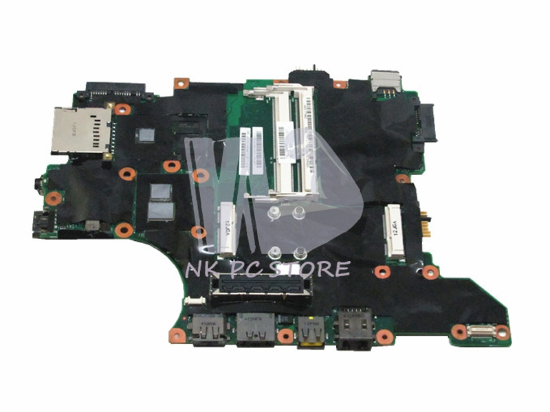 NOKOTION 75Y4160 Notebook PC Main board For Lenovo IBM t410s Laptop motherboard i5-540M CPU Onboard DDR3 75y4160 notebook pc main board for lenovo ibm t410s laptop motherboard i5 540m cpu onboard ddr3