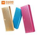 Metel original xiaomi mini speaker sem fio bluetooth estéreo portátil mp3 player subwoofer handsfree chamada apoio tf cartão 3d
