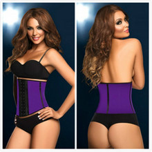 New Fund Of 2016 Three Double Breasted Breather Hole Belly In Waist Trainer Women With Ultra Comfortable Waist Corset Belt