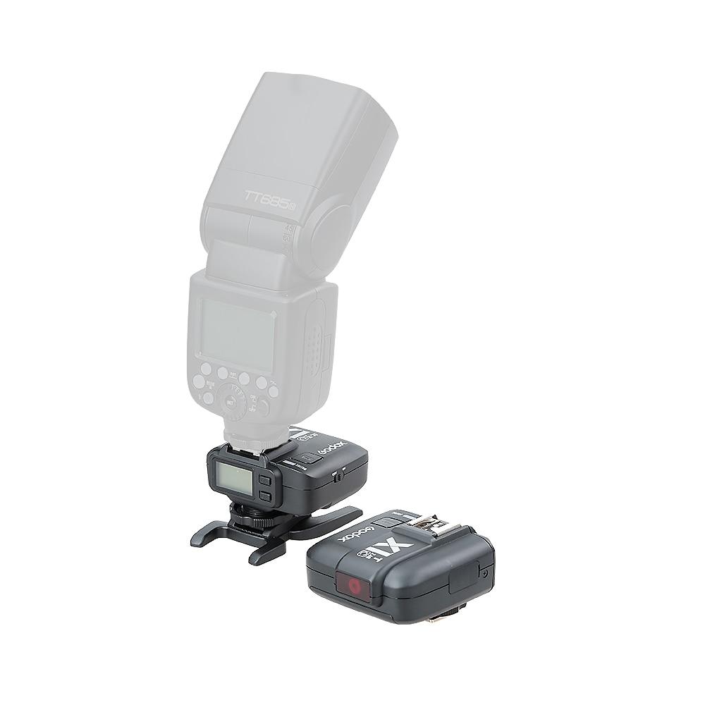 Transmisor inalámbrico Godox X1C TTL 2.4 G con kit de receptor para - Cámara y foto - foto 4