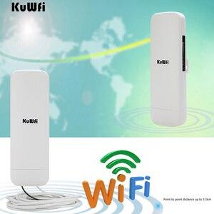 Image 5 - 900Mbps 5G açık CPE su geçirmez kablosuz yönlendirici tekrarlayıcı köprü 11AC çok fonksiyonlu modlu 3.5KM PTP Wifi aralığı 50 kullanıcılar