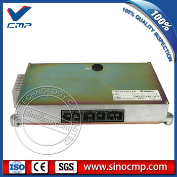 SK120-2 SK120-5 메인 컨트롤러 lp22e00004f2 kobelco 굴삭기 용, 1 년 보증