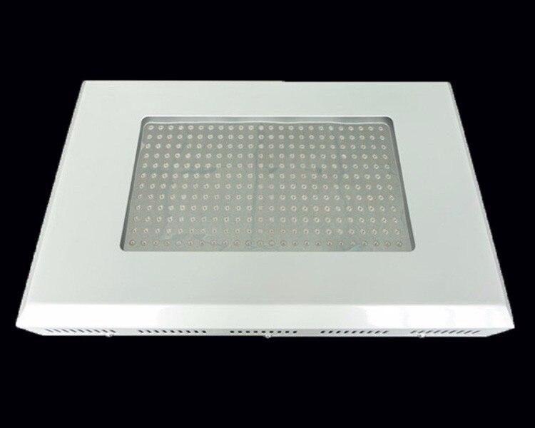 Гидропоника клубника 300 Вт завод растет свет 288x1 Вт растут светильник LED красный синий светодиод завод лампы для комнатных растений