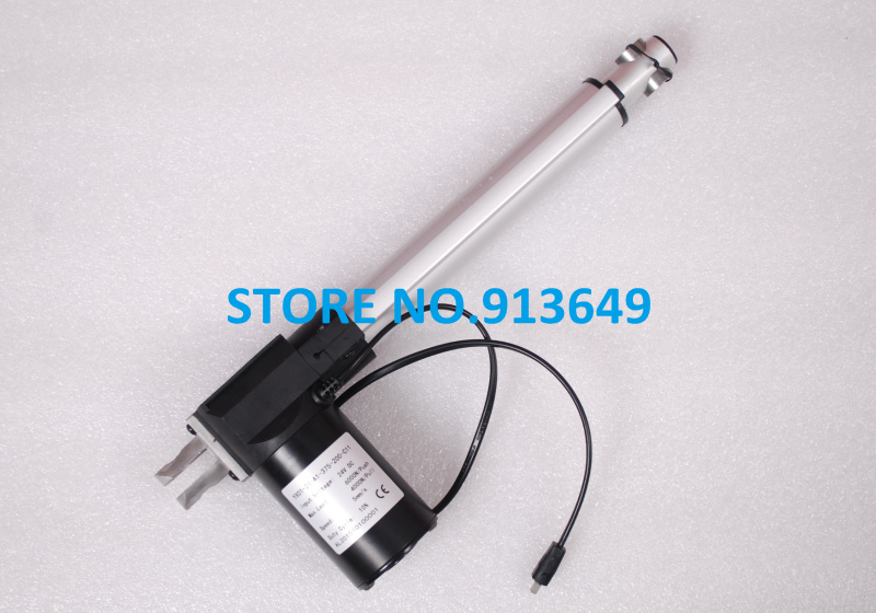 free Load At 25mm/s 500mm Stroke 500n 1pc Superior Performance 24v Dc Linear Actuator For Recliner Chair Parts