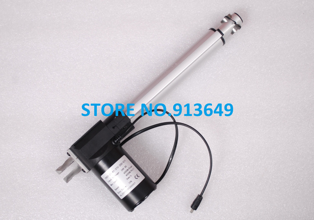 500n -Free load at 25mm/s - 500mm stroke -24v DC linear actuator for recliner chair parts -1PC