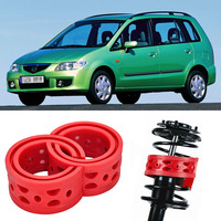 2pcs Size B Front Shock Suspension Cushion Buffer Spring Bumper For Mazda Premacy|spring bumper|suspension cushions|cushion buffer -