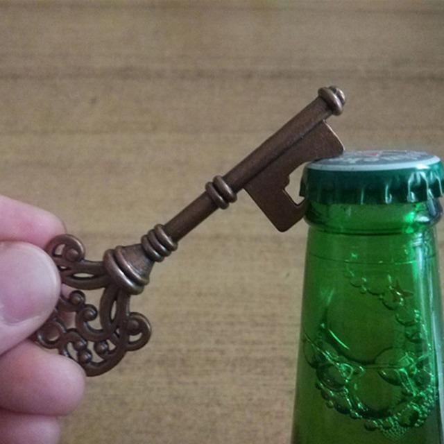 Vintage Styled Key Shaped Bottle Opener