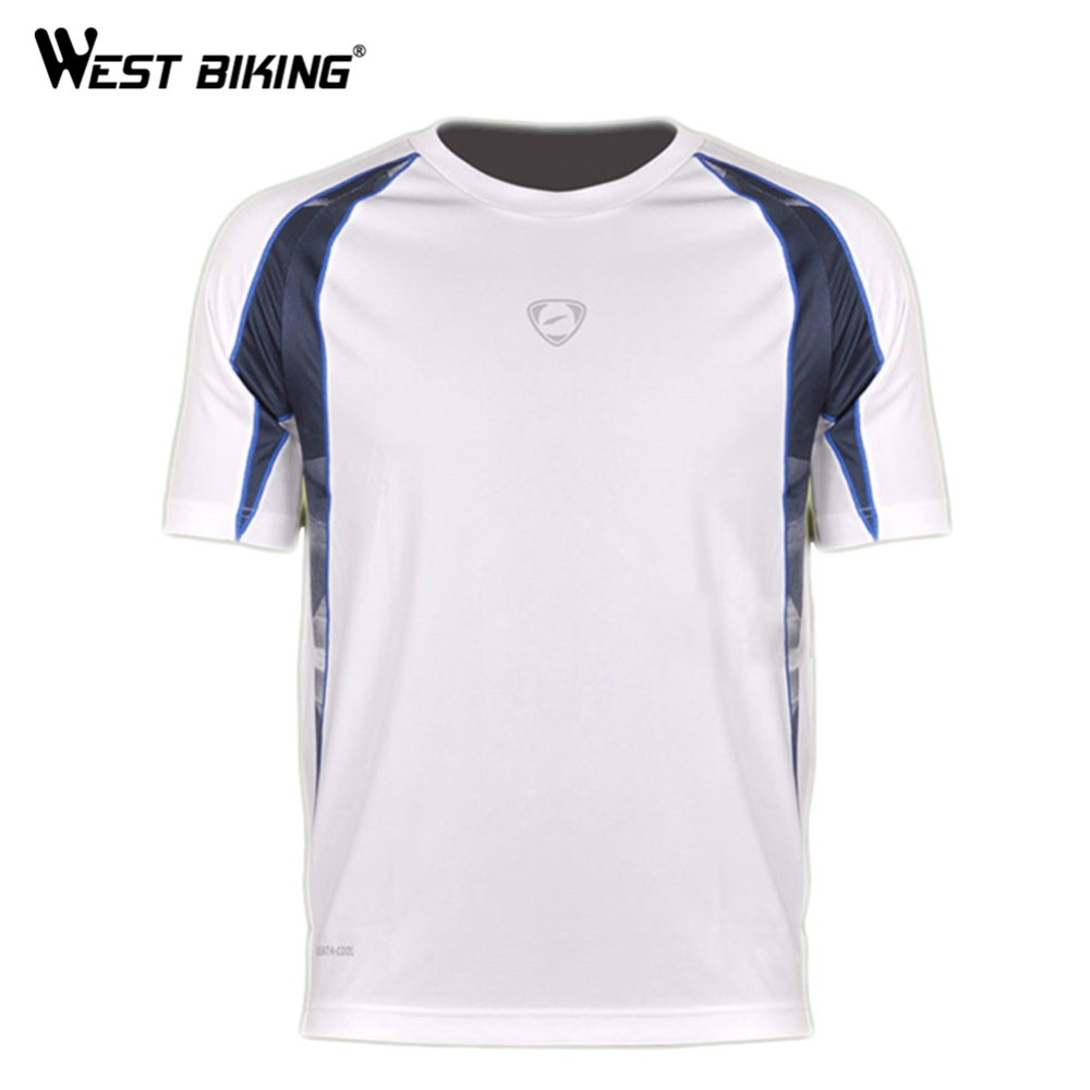West biking 2017 cool road mtb bike cycling jersey men for Athletic t shirt design ideas