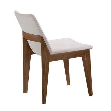 Стулья для кафе мебель из массива дерева + хлопок ткань кофе стул обеденный кресло-шезлонг nordic мебель минималистский новый современный