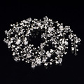 new luxury tiaras wedding tiara faux pearls bridal crowns and tiaras long headband queen king party hair accessories jewelry