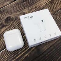 I8 i8P TWS słuchawki douszne bezprzewodowe z bluetooth słuchawki vs i8 i7 dla iPhone X Android samsung s7 s8 s9 z pakietem detalicznym