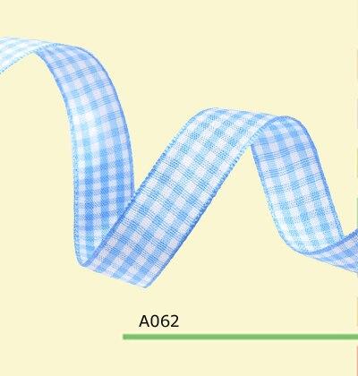 1 Inch 2 5cm font b tartan b font plaid ribbon