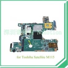 laptop motherboard for toshiba satellite M115 V000078020 PN 1310A2076902 945GM DDR2