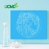 Flexible Soft Ferrous Whiteboard Dry Eras Blue Board Removable Whiteboard Home Decoration message board 120 x 80cm x 0.6mm