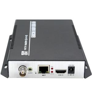 Image 2 - MPEG 4 H.264/AVC 1080P 1080I HDMI + Âm Thanh Stereo + CVBS Bộ Mã Hóa Video RTMP RTSP IP Dòng Bộ Mã Hóa hỗ Trợ IPTV NTSC PAL