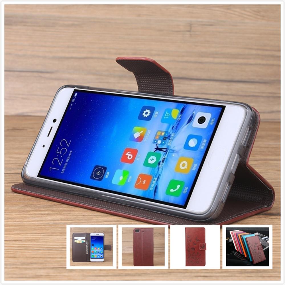 Embossed Luxury Leather Case For Xiaomi Mi 5S 5 S Mi5S 5 15 Cellphone Wallet Flip