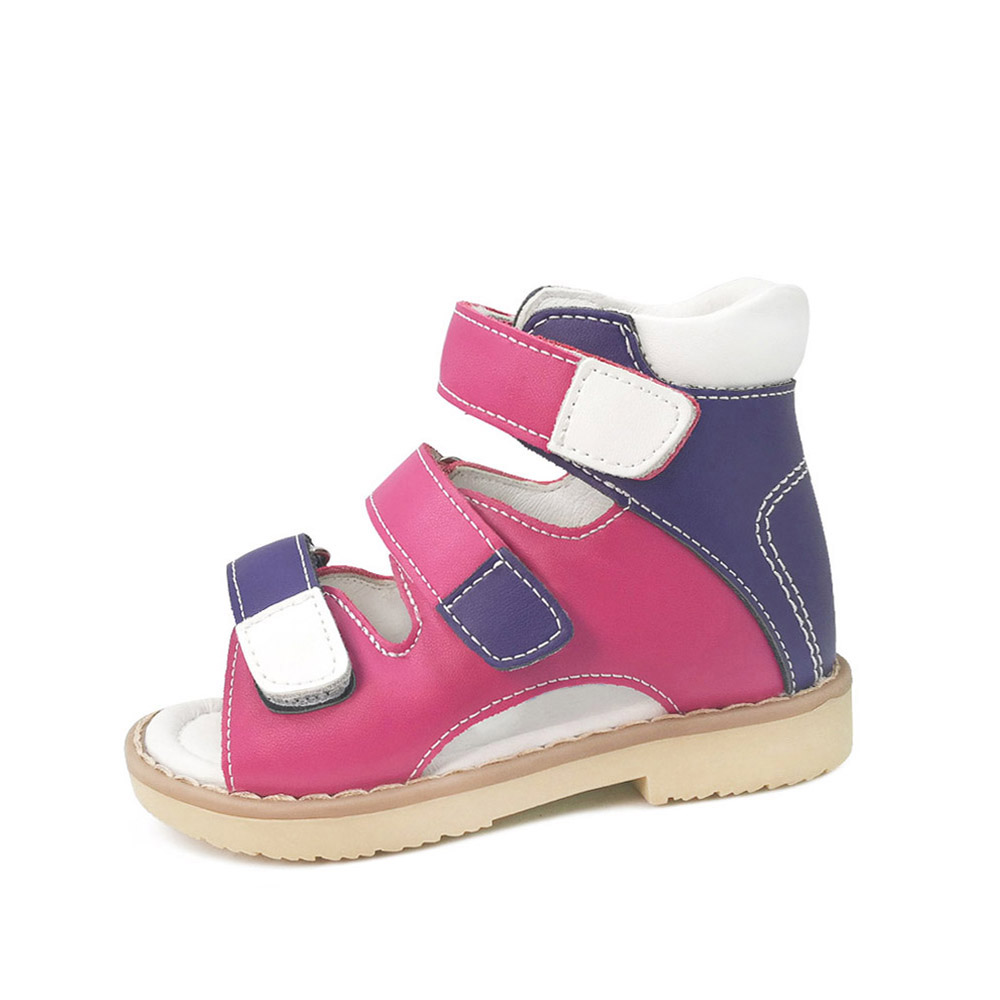 Kids Lovely Mixed Color AFO Orthopedic Footwear Sandals ... Orthopedic Shoes For Kids With Afos