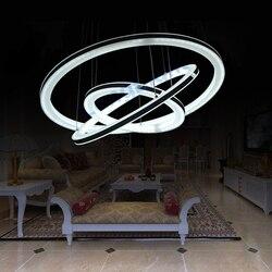LED nowoczesny żyrandol lampy dla domu żyrandole kryształowe oprawy oświetleniowe dekoracyjne luksusowe jadalnia 110 V 220 V