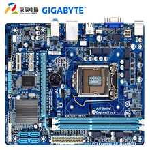 GIGABYTE H61M DS2 Desktop Board USB 2.0 Intel i3i5i7 DDR3 2*16G SATA 2.0