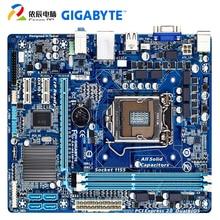 GIGABYTE H61M DS2 שולחן העבודה לוח USB 2.0 Intel i3i5i7 DDR3 2*16G SATA 2.0