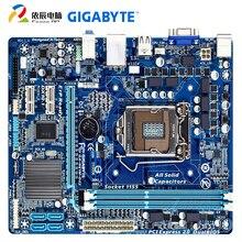 기가 바이트 H61M DS2 데스크탑 보드 usb 2.0 인텔 i3i5i7 ddr3 2*16g sata 2.0