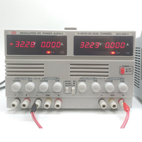 DC Power Supply MCH 305DII (30V / 5A) Dual Adjustable DC Power Supply Multifunction Digital Display Adjustable