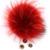 Grande Peles Naturais Bola Pompom Para Sapatos Bolsas Chapéus Acessórios Genuínos verdadeira Pele De Guaxinim Pompons Pele Bola Pompom para Hats & tampas
