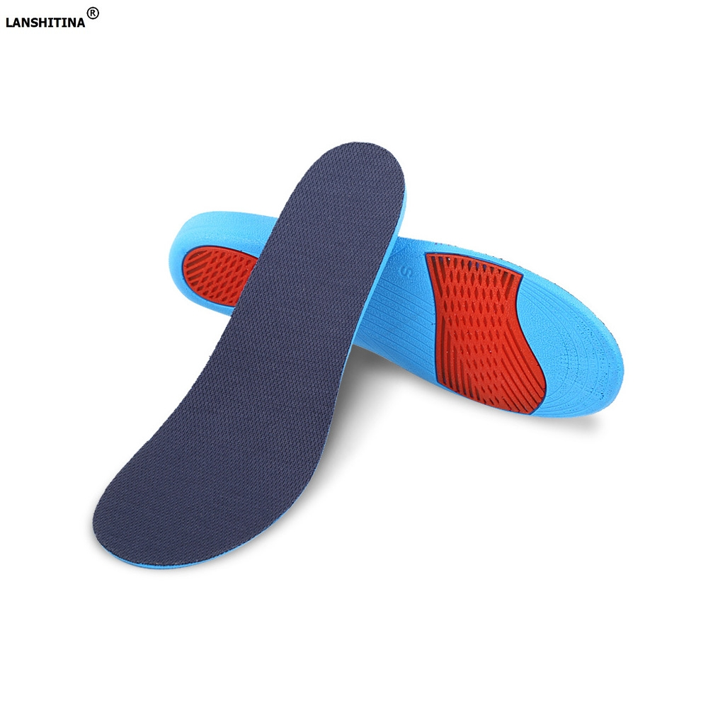 Height Increase Insole Shock Absorbing Insoles No Slip Shoes Insoles Pads Breathable Shoe Pad Palmilha Altura Semelles Confort ...