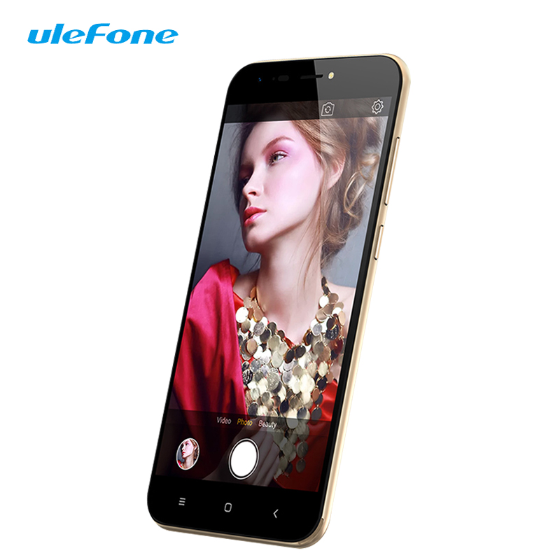 Ulefone S7 3G Smartphone 5 Pollice Indietro Dual Fotocamera Touch Celualr Android 7.0 Quad Core 1 GB di RAM 8 GB di ROM 8MP 2500 mAh Mobile telefono