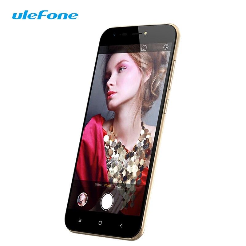 Ulefone S7 3G teléfono inteligente 5 pulgadas Dual Cámara táctil Celualr Android 7,0 Quad Core 1 GB RAM 8 GB ROM 8MP 2500 mAh teléfono móvil
