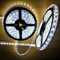 IP65 led strip Waterproof tira tape SMD2835 3000K 4000K 5000K for Christmas Garden Decoration 10M/LOT